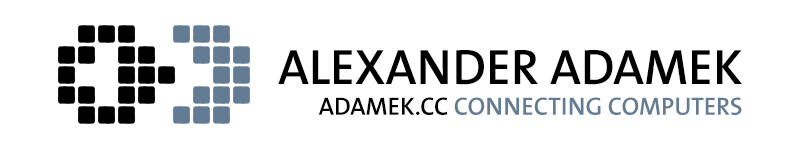 Alexander Adamek | connecting computers